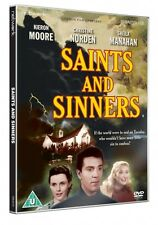 SAINTS AND SINNERS. Kieron Moore. New sealed DVD.