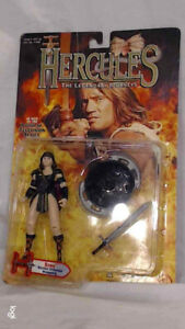 Hercules the Legendary Journeys Xena Warrior Princess Weaponry Action Figure 5""