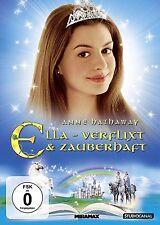 ELLA - VERFLIXT & ZAUBERHAFT (Anne Hathaway) NEU+OVP