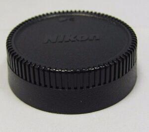 Genuine  NIKON  LF-1 Rear Lens Cap Made in TAILAND for AF-D AF-S Ai Ai-s lenses