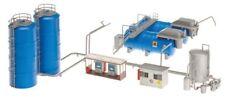 Faller - edificio industrial de modelismo ferroviario escala 1 148 (h0 FA tanka