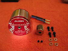 Brand New Align 730MX Dominator Brushless Motor (960kv) & Pinion ** SALE PRICE**