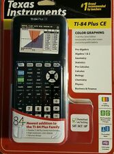Texas Instruments TI-84 Plus CE graphing Calculator, Brand New In Box! FREESHIP!
