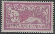 "FRANCE STAMP TIMBRE N° 240 "" MERSON 3F LILAS ET CARMIN "" NEUF xx SUP  K241"
