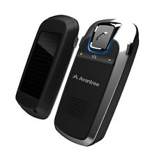 2 Year Avantree Bluetooth Handsfree Car Kit With Solar Charging For Call GPS