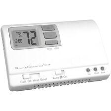 ICM SC3211L SimpleComfort® 7/5-2/5-1-1-day programmable thermostat heat pump