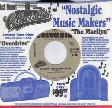 BOB DYLAN  Knockin' On Heaven's Door / A Fool Such As I 45