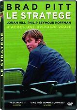 DVD  //   LE STRATÈGE   //  Brad Pitt  /  NEUF cellophané