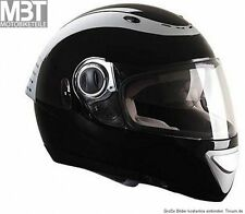 DMC MV5 MV 5 MV-5 Lexan Helm mit Sonnenblende schwarz Motorradhelm Größe XL