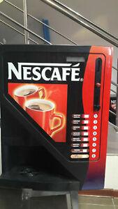 Nescafe Lioness Coffee Vending Machines