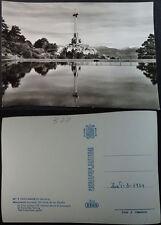 ANTIGUA POSTAL 1959 VALLE DE LOS CAIDOS LA CRUZ CON AGUILA DE SAN JUAN   CC04266