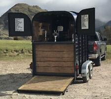 More details for mobile bar business vintage horsebox