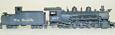 Hon3 Brass Sunset Models D&RGW K36 #487
