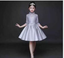 KIDS DRESS CINDERELLA -  GRAY