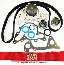 Water Pump/Timing Belt kit - Mitsubishi Pajero NM NP 3.5-V6 6G74 (00-03)