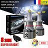 8 côté 110W 30000LM H7 Voiture Canbus LED Phare Ampoules Feux Kit Blanc 6000K