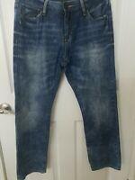 Guess Jeans Slim Straight Del Mar Fit Blue Jeans Men's size 33x30