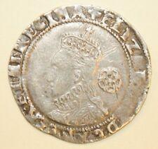 Elizabeth I 1578 Sixpence