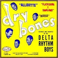 THE DELTA RHYTHM BOYS CD Vintage Vocal Jazz / Doo Woop , Swing , Allouette ...