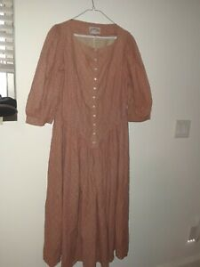 Sass 1800 s Dress