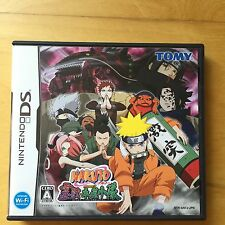 Nintendo DS Naruto RPG 3 Japan  (Used)