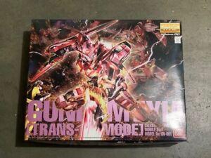 Bandai MG 1/100 scale Gundam Exia Trans-AM mode Model Kit