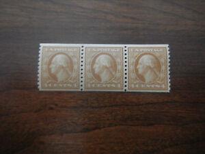 US Stamp # 495 Mint OG NH $72 Washington