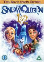 The Snow Queen / 2 - Magia Of Hielo Espejo DVD Nuevo (SIG385)