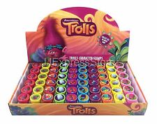 DreamWorks Trolls 60x Complete box Self Ink Stamps Birthday Party Favors Bag