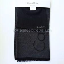 CALVIN KLEIN Scarf + Reversible Beanie 2 Piece Set **Brand New w/ Tags** CK