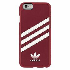Official adidas Vintage Originals Red MOULDED Hard Case for Apple iPhone 6 6s