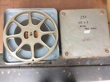 Très rare Film 16mm - HÔTEL DES DIEUX -  bobines en boite NON TESTÉ