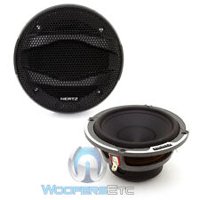 "HERTZ MP70.3 MILLE PRO 3"" CAR AUDIO 100W COMPONENT MIDRANGE 4 OHM SPEAKERS NEW"