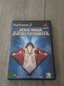 STAR WARS JEDI STARFIGHTER - PS2 PLAYSTATION 2 - Sans notice