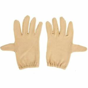 Bike Riding Protective Cotton Gloves Skin Half for Men and Women Pack of 1