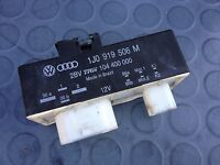 VW, AUDI, SEAT, SKODA COOLING RADIATOR FAN RELAY 1J0 919 506 M