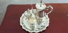 Silver tea set  Ranleigh