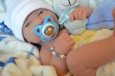 Pjs réaliste ❤ Berenguer La Newborn Baby Boy poupée reborn Play + MANNEQUIN
