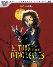 Return Of The Living Dead 3 (2016, Blu-ray New)