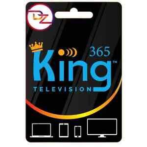 Kingtv365 /365jour envoie ultra rapide dans 10 seonde King 365 tv