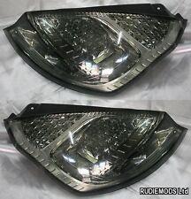 Ford Fiesta Mk7 08-12 Zetec-S Smoked LED Design rear lights 1 PAIR
