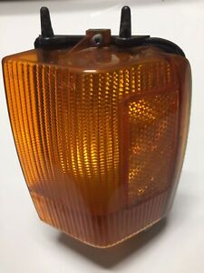 1986 Rolls Royce Silver Spur Spirit Driver Lh Turn Signal Light Lamp Amber