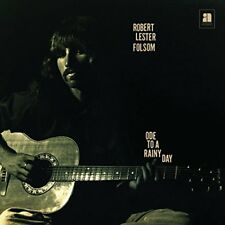 Robert Lester Folsom - Ode To A Rainy Day Archives 1 [CD]