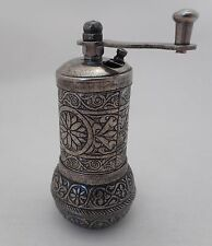 Turkish Pepper Salt Grinder Coffee Spice Grinder Mill 4.3 inch   (no6)