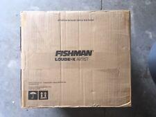 Brand New Fishman Loudbox Artist PRO-LBX-600 120W Acoustic Combo Amplifier