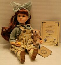 """New In Box Boyds Yesterday'S Child """"Erin Lynn & Squirt"""" Style #4810"""