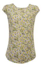 Maglie e camicie vintage da donna gialli