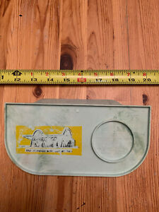 1950's McDonald's Car Hop Plastic Drive-In Window Food Tray Good Condition!