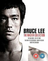 Bruce Lee: The Master Collection [Blu-ray] [DVD][Region 2]