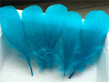 Wholesale 25/50/100 pcs beautiful Natural goose feathers 12-18cm / 5-7inches hot